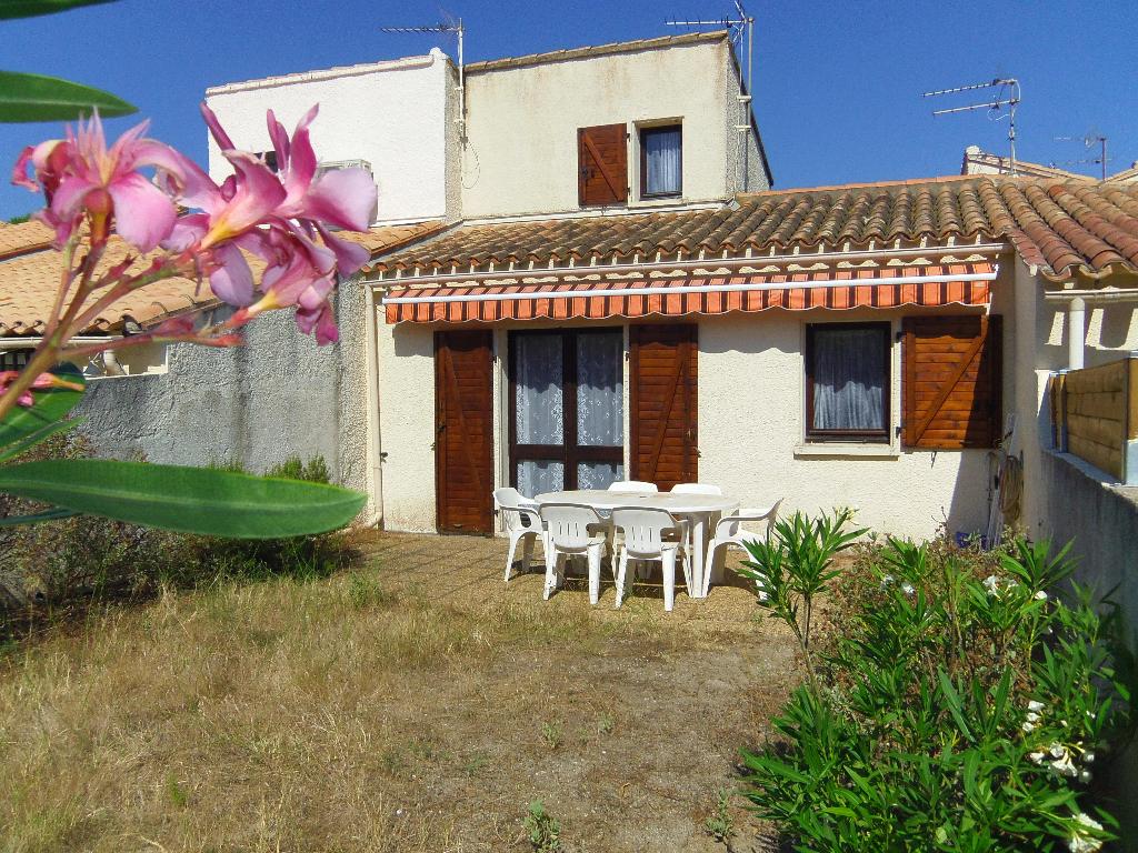 Maison Saint Cyprien 3 pièces de 44 m2, jardin