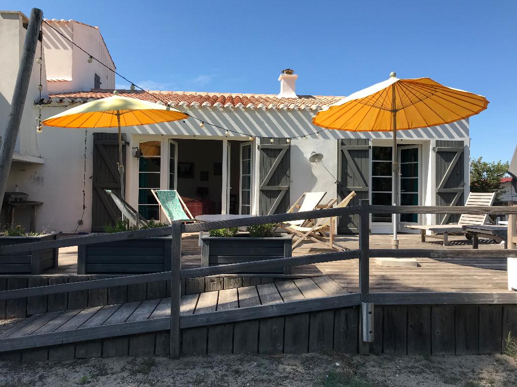 Jolie maison familiale 6/7 chambres - Ile de Noirmoutier