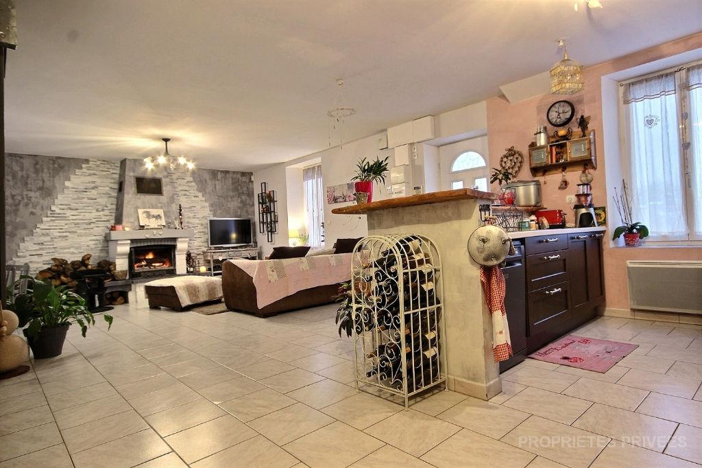 Maison de 100 m2 sur 981 m2 de terrain