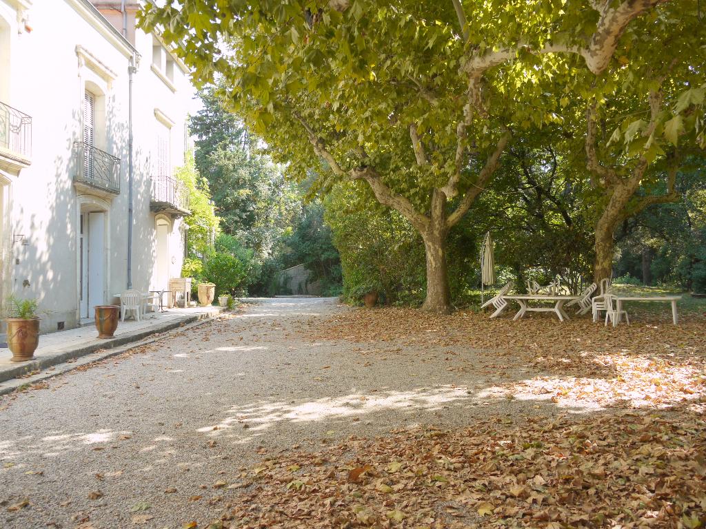 Montpellier Hôpitaux Facultés Demeure de prestige  8 pièce(s) 216 m2  dans Parc classé 3ha