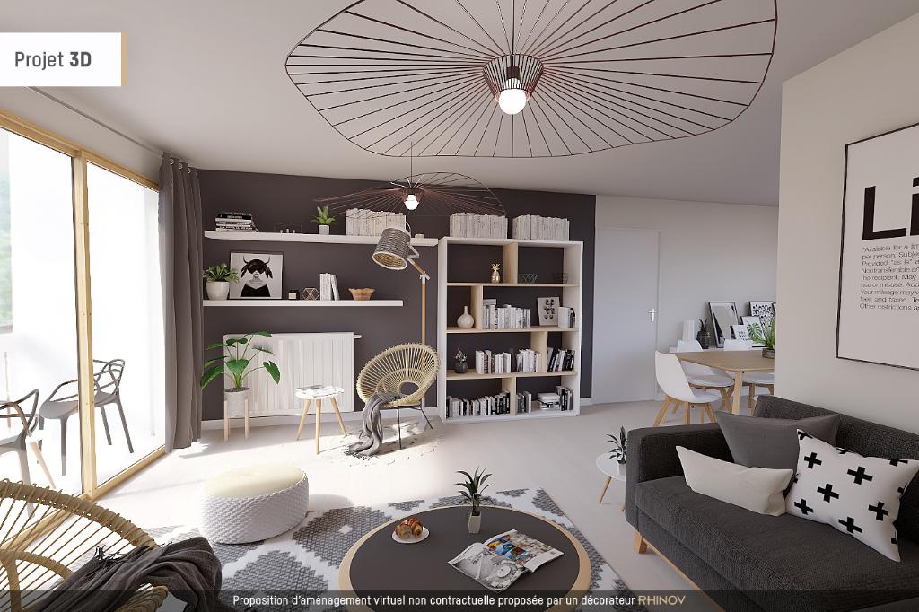Appartement Aigueblanche 4 pièce(s) 79 m2