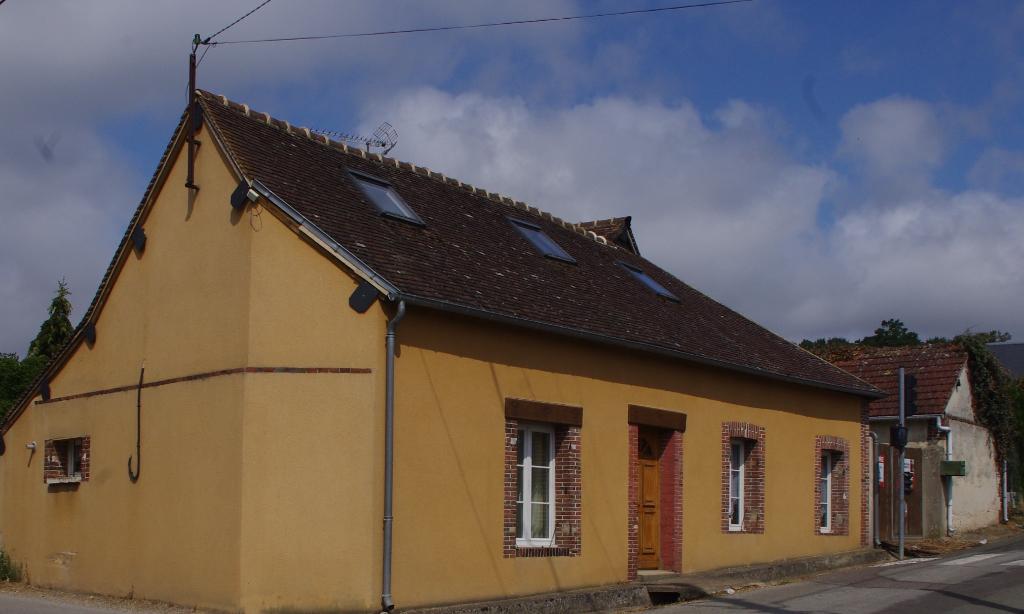 Maison 27320 Saint Germain Sur Avre 5 pièce(s) 120 m2