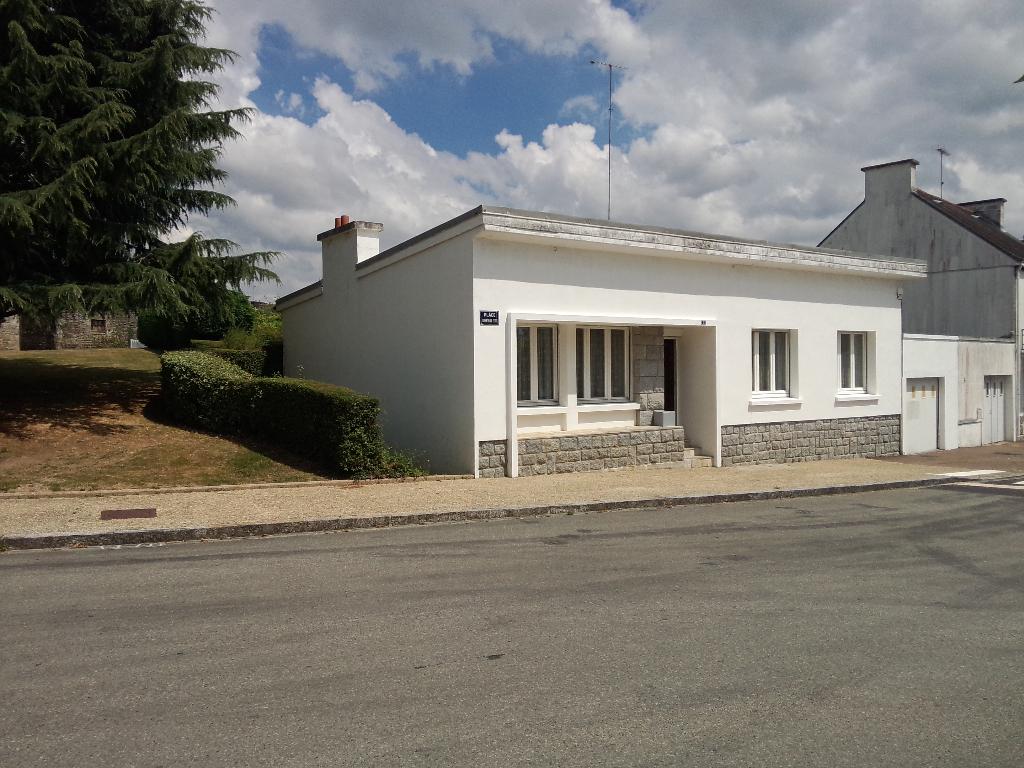 Maison plain pied  avec jardin à Lignol, 4 chambres