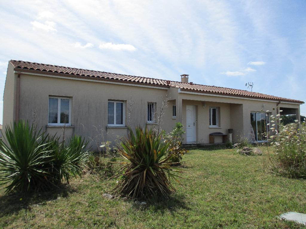 Maison Germignac 6 pièce(s) 96.87 m2
