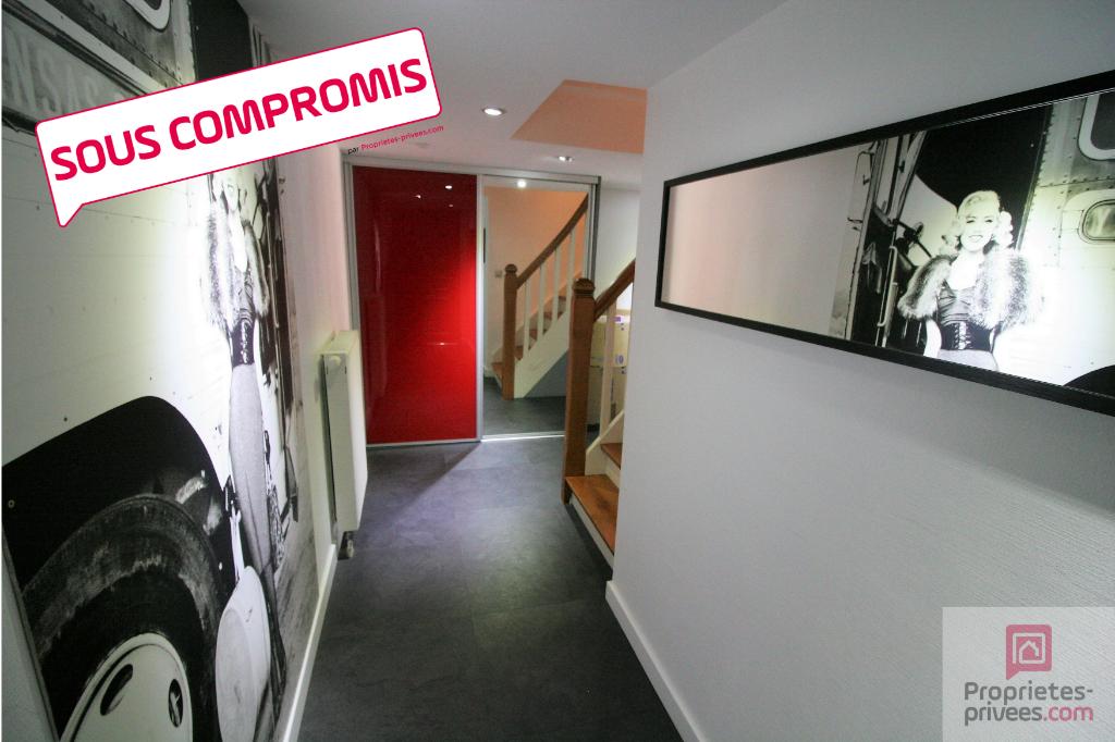 Bel appartement duplex 3/4 pièces, centre ville