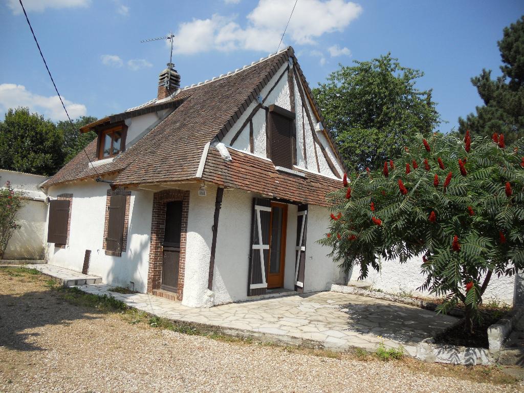 longère 75 m² (Imbermais 28500)