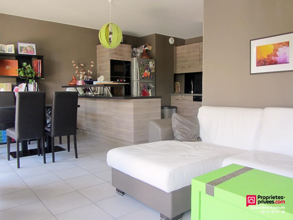Appartement récent de 3 pièces à Albigny sur Saône proche de Lyon et Caluire