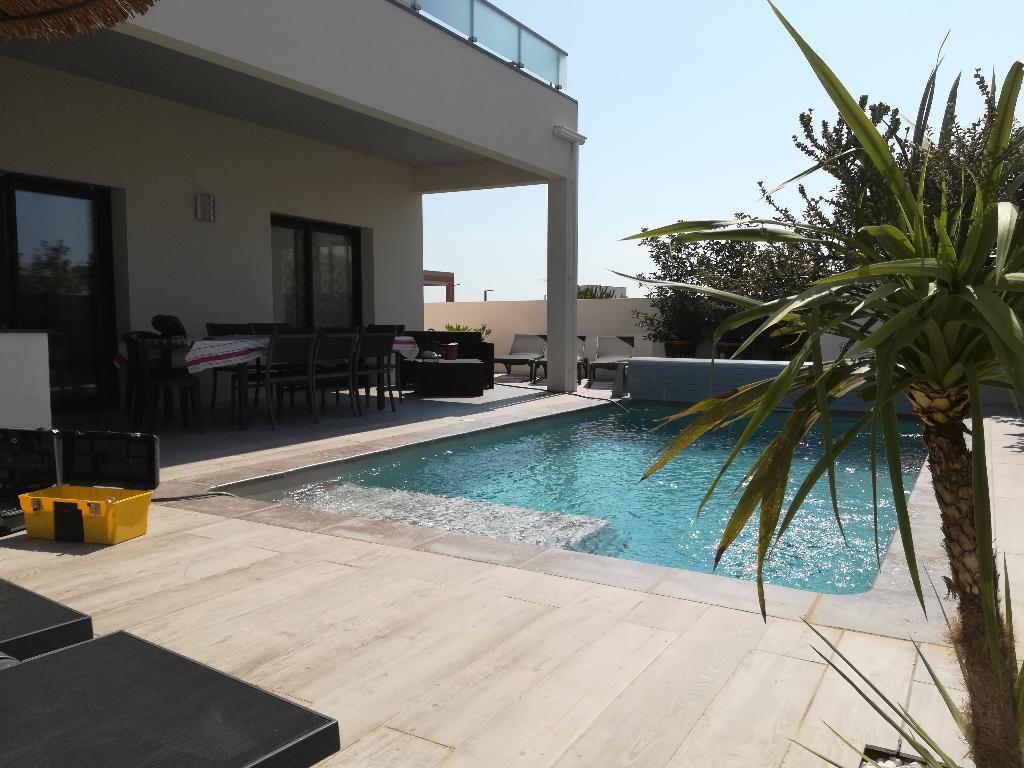 Villa de 2018 à Serignan 5 pièce(s) 135 m2 piscine