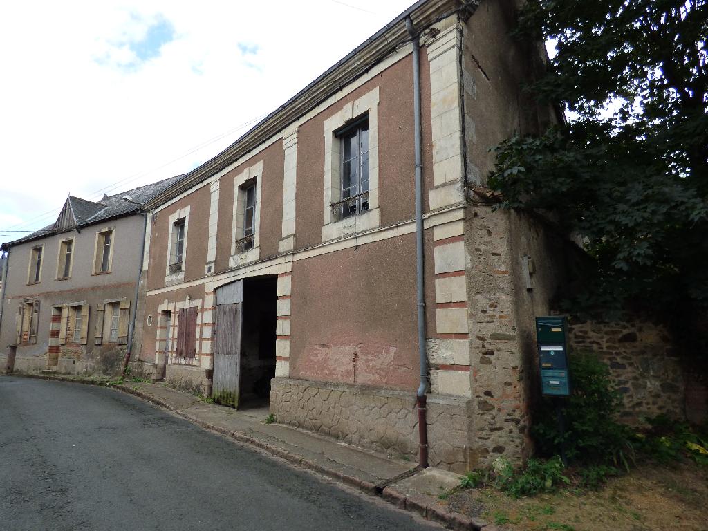 Maison Rablay Sur Layon  12 pièce(s) 200 m2