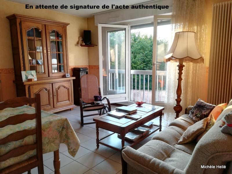 Appartement Nancy 3 pièce(s) 62m2 proche écoles commerces