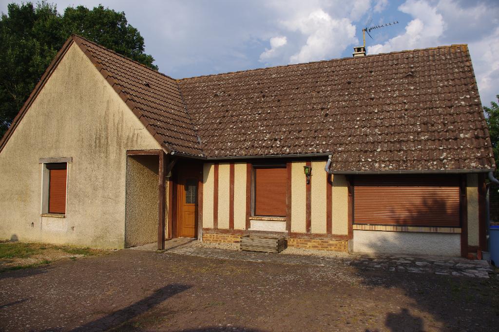 Maison 27320 Saint Germain Sur Avre 4 pièce(s) 132m2