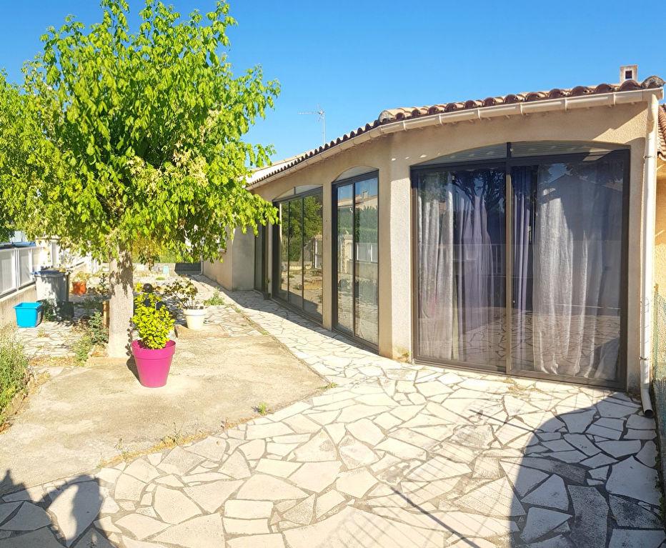 Villa  de plein pied 94m² sur 413m² de terrain +veranda