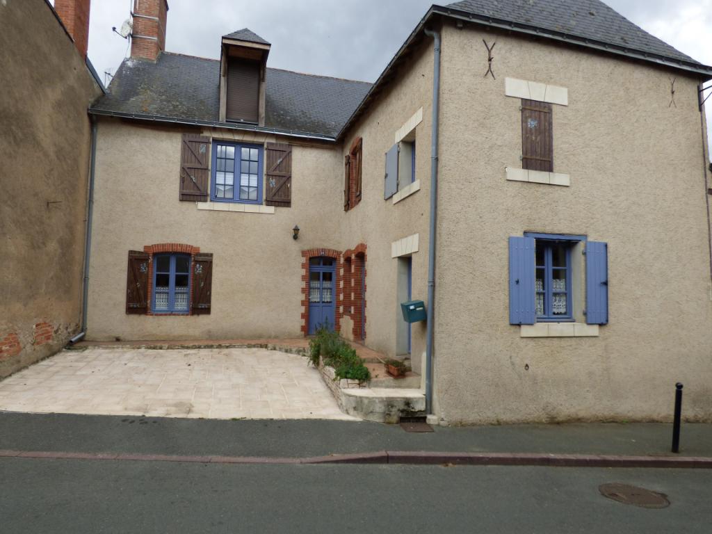 Maison Rablay Sur Layon 8 pièce(s)