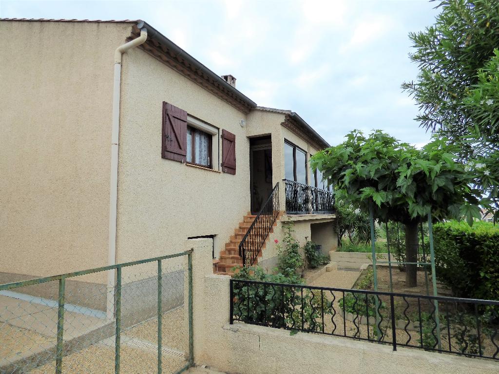 Villa Alignan Du Vent 5 pièce(s) 160 m2 sur 610 m² de terrain