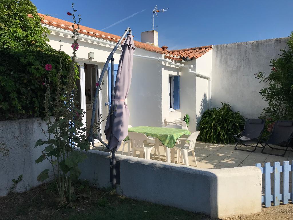 Petite Maison 2P - L'Herbaudière
