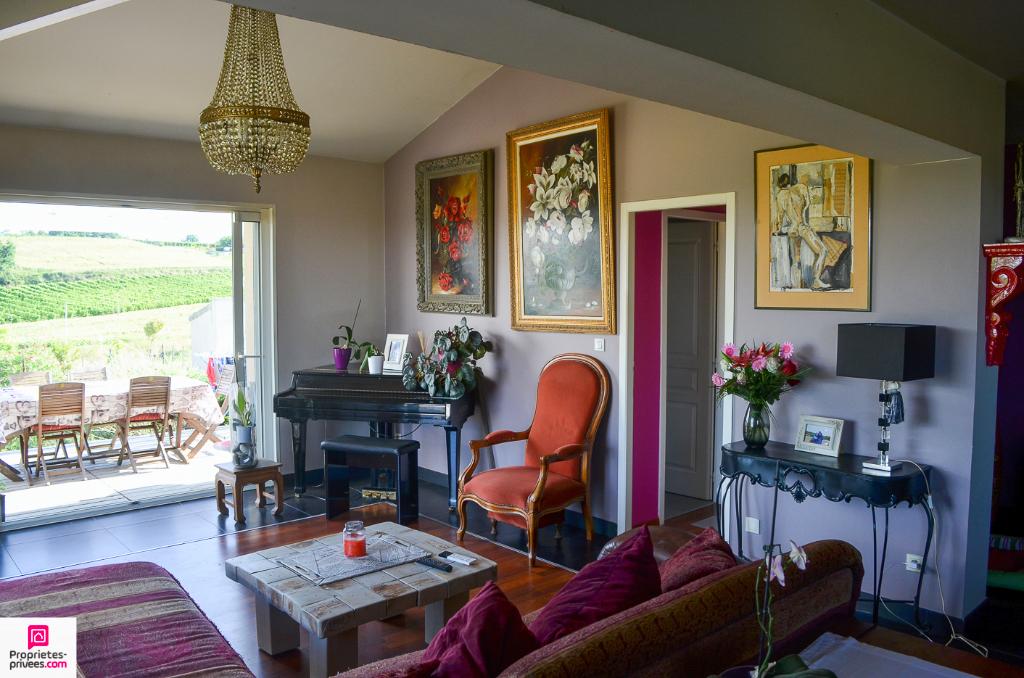 A vendre - Maison Caudrot 5 pièces 115 m2
