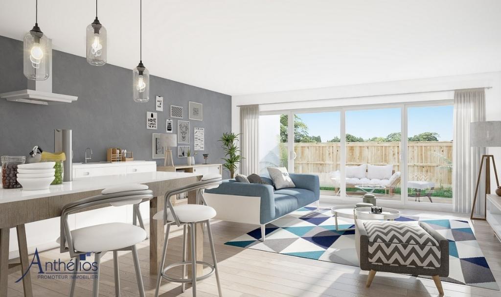 Bordeaux (33000). appartement T6  de 159 m², une terrasse et loggia de plus de 60  m², 700 000 euros, possibilité de projet libre