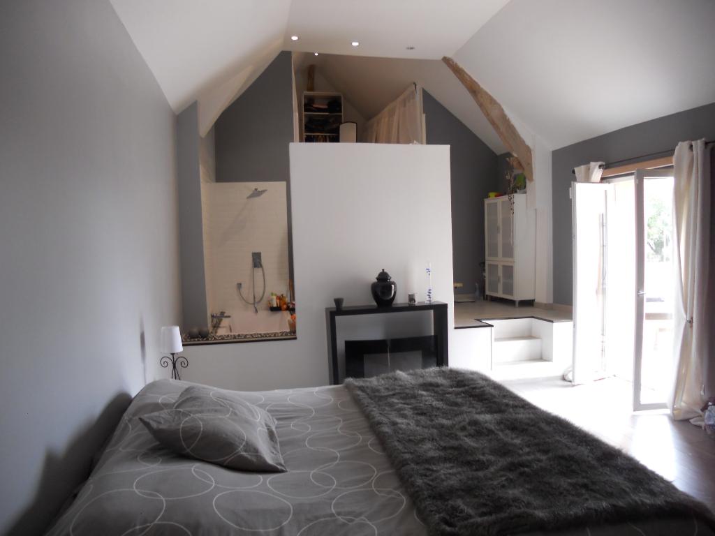 Belle longère 220 m² (Digny 28250)