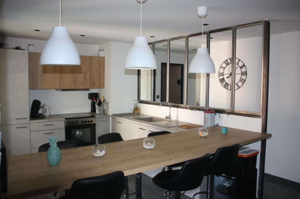 Appartement Gleize 3 pièce(s) 70 m2 avec balcon et garage