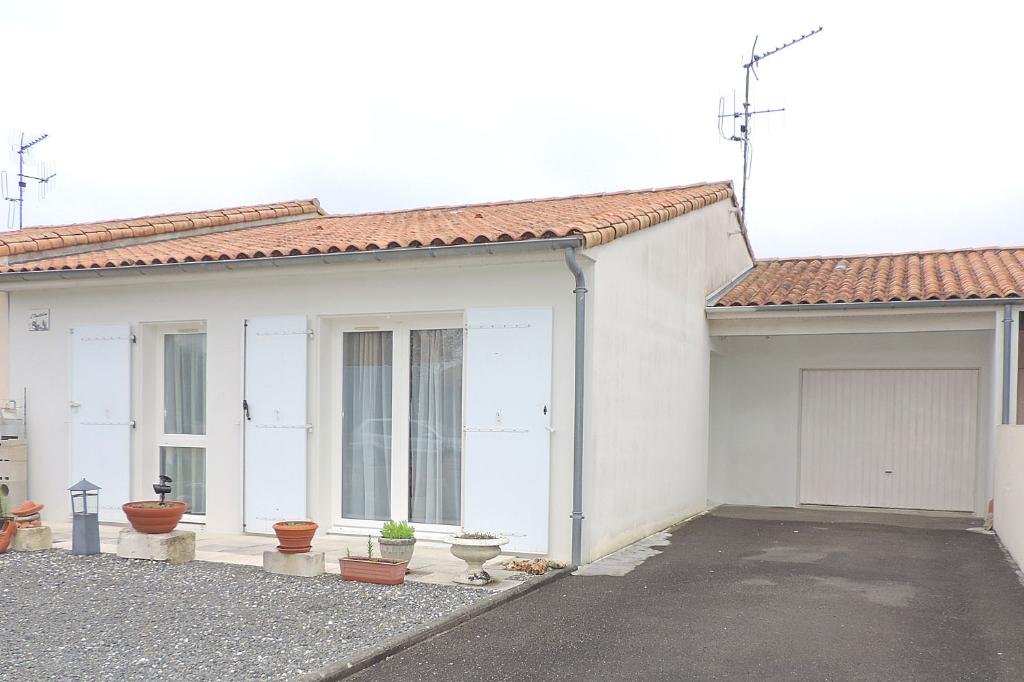 Maison Cognac 3 pièce(s) 66 m2