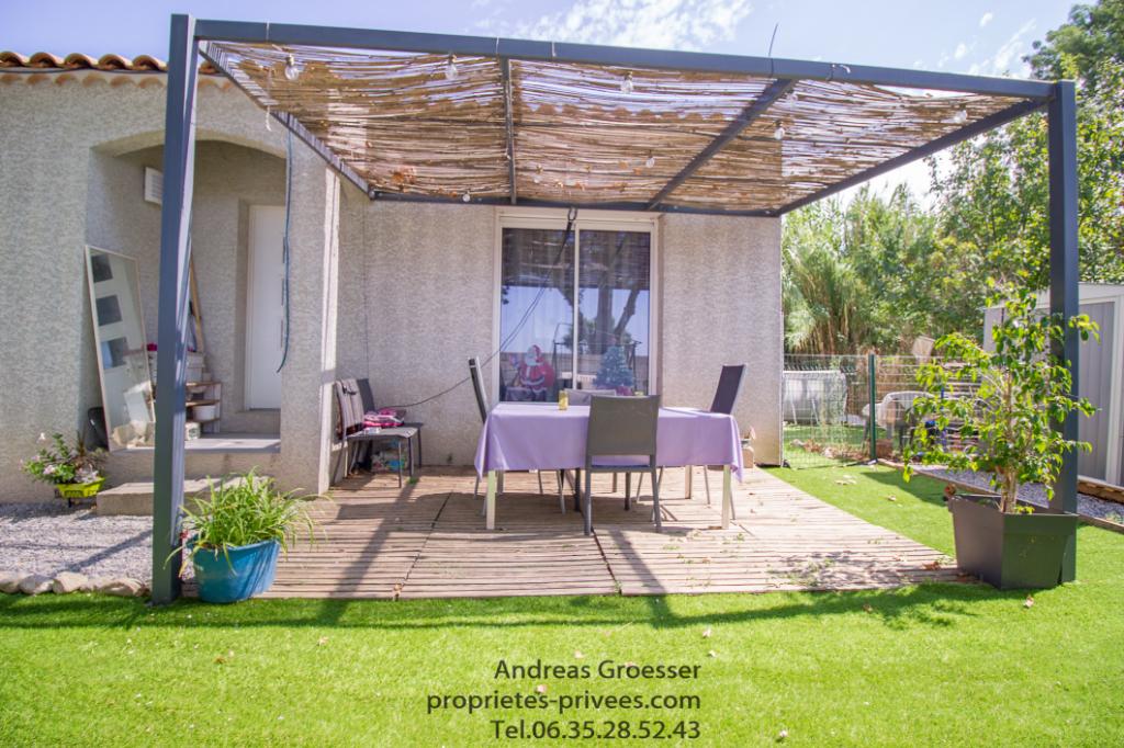 Villa Campagnan 4 pièce(s) 86 m2