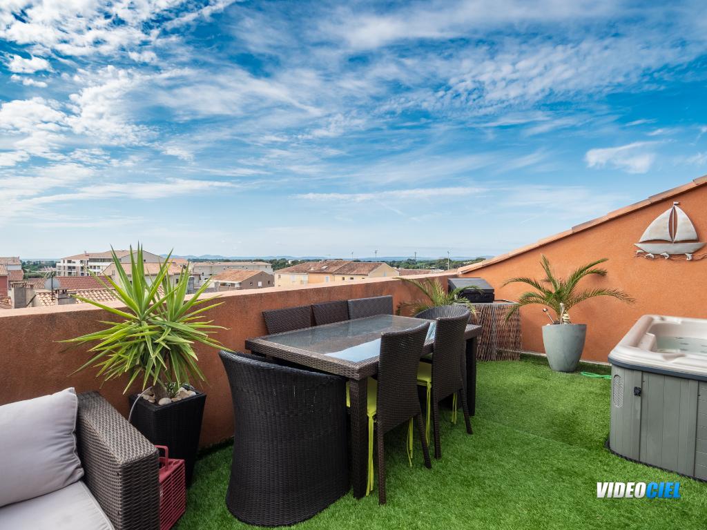Superbe Duplex T4 La Londe Les Maures 107m²  495000