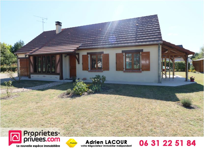 Maison Pruniers En Sologne 6 pièce(s) 86 m2