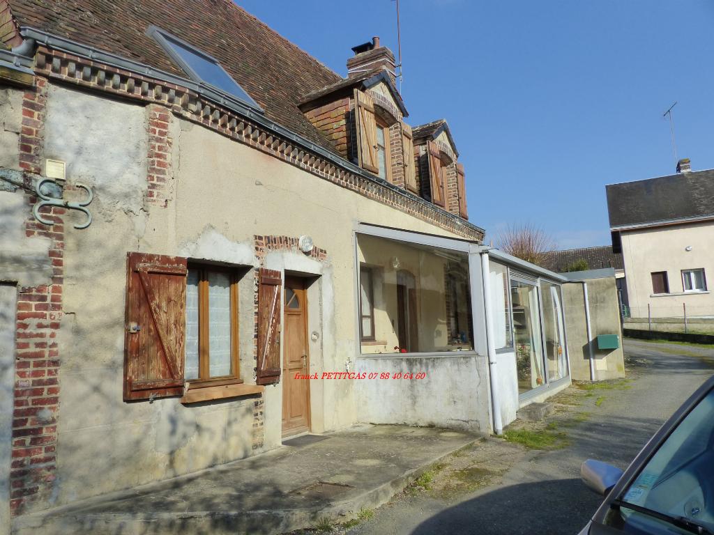 Montaillé 72120  Maison de 4 pièce(s) 98 m²