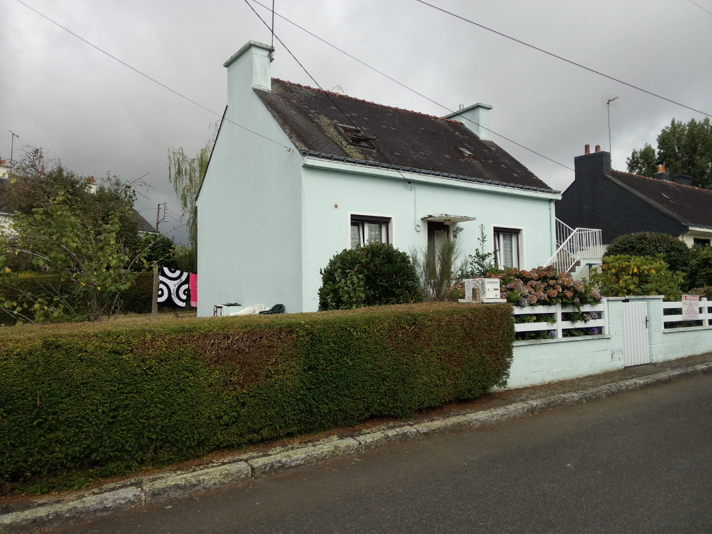 Maison Lignol 4 pièce(s) 80 m2 avec garage et jardin