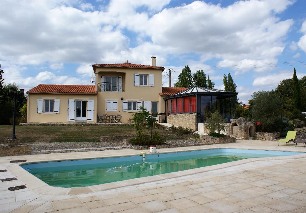Dienné - Maison 9 pièces 160 m² habitable