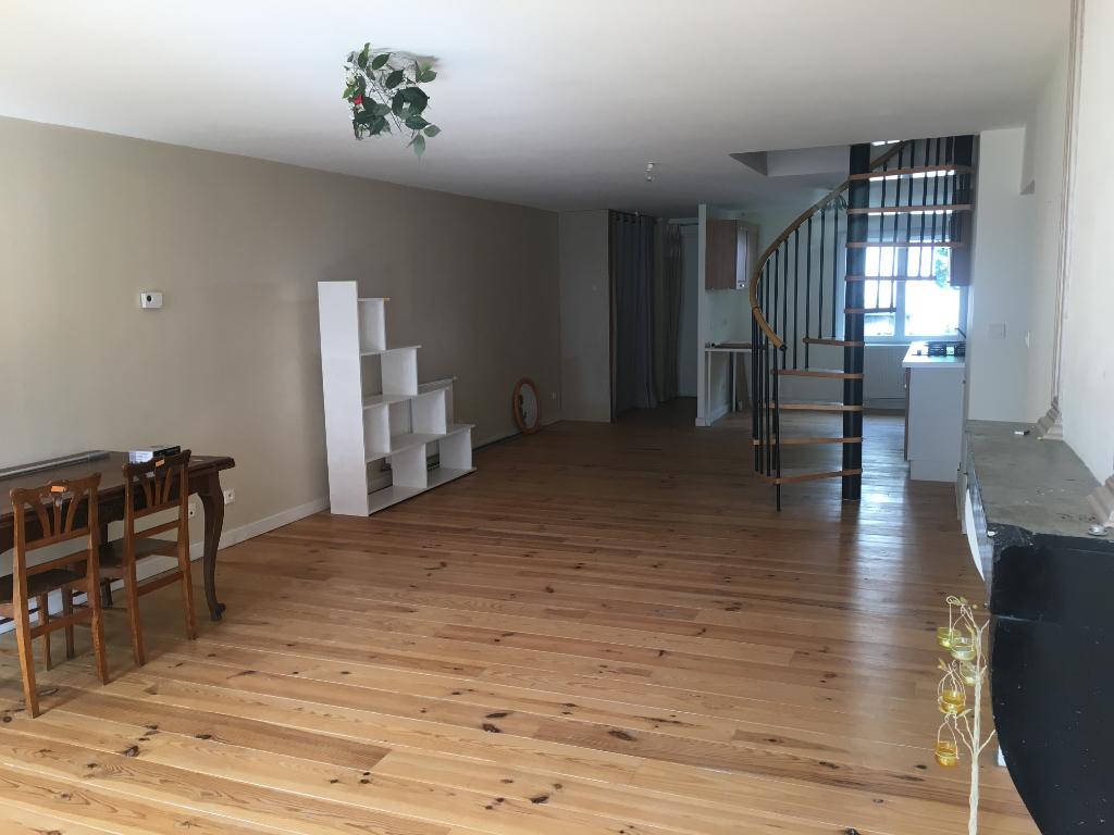 39400 Morez centre ? Appartement 126m² - 3 chambres