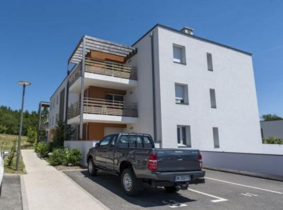 Gex - Immeuble neuf de standing - 2P - 45m² - Loué