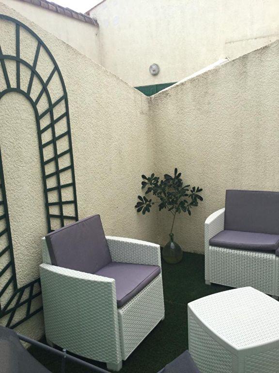 Jolie Maison Saint Denis D Oleron 4 pièce(s) 41 m2 sur jardin de 125m2