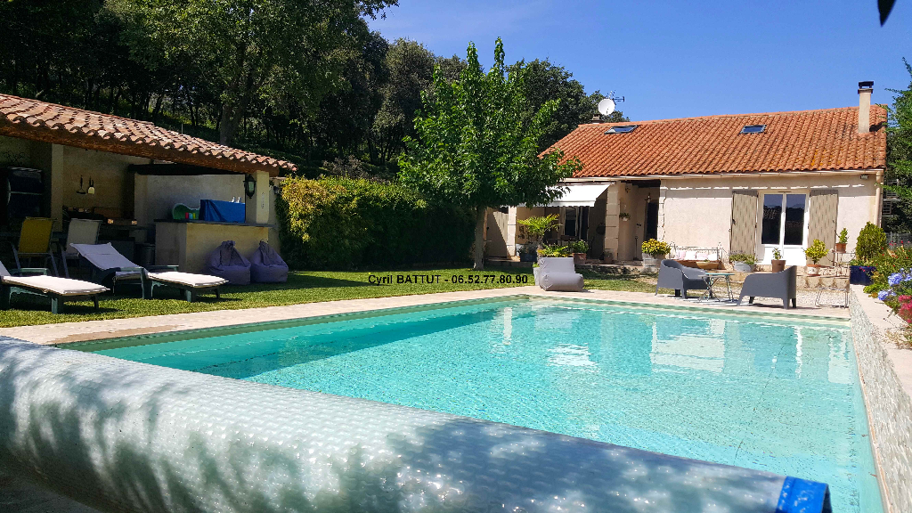 Villa Saint Benezet 7 pièce(s) 193m2 piscine