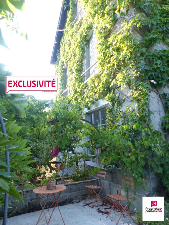 Maison Chinon Centre 5 pièce(s) 145 m2 , jardin et garage