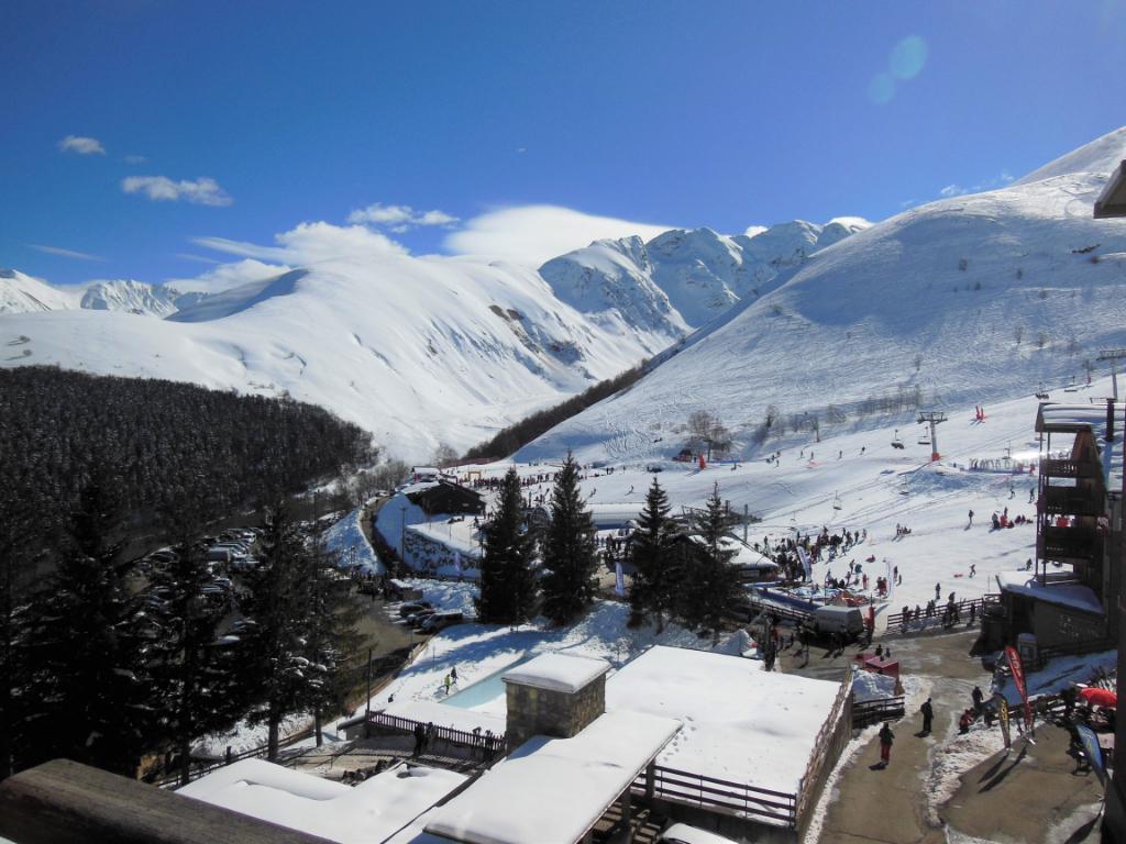 Appartement T2 station de ski Peyragudes
