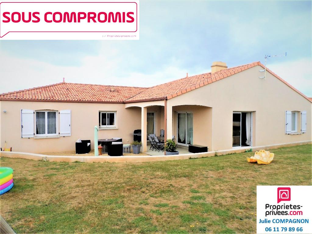 Maison 148 m² Neuvy  en Mauges