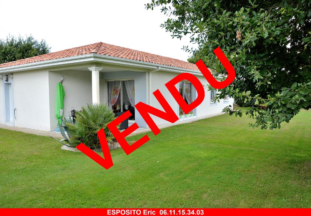 Maison Labouheyre 4 pièce(s) 103 m2
