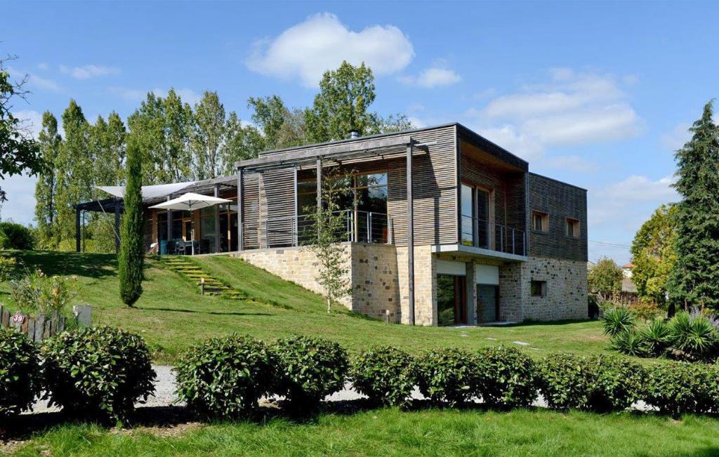 Maison d'architecte - 8 piece(s) - 243 m2