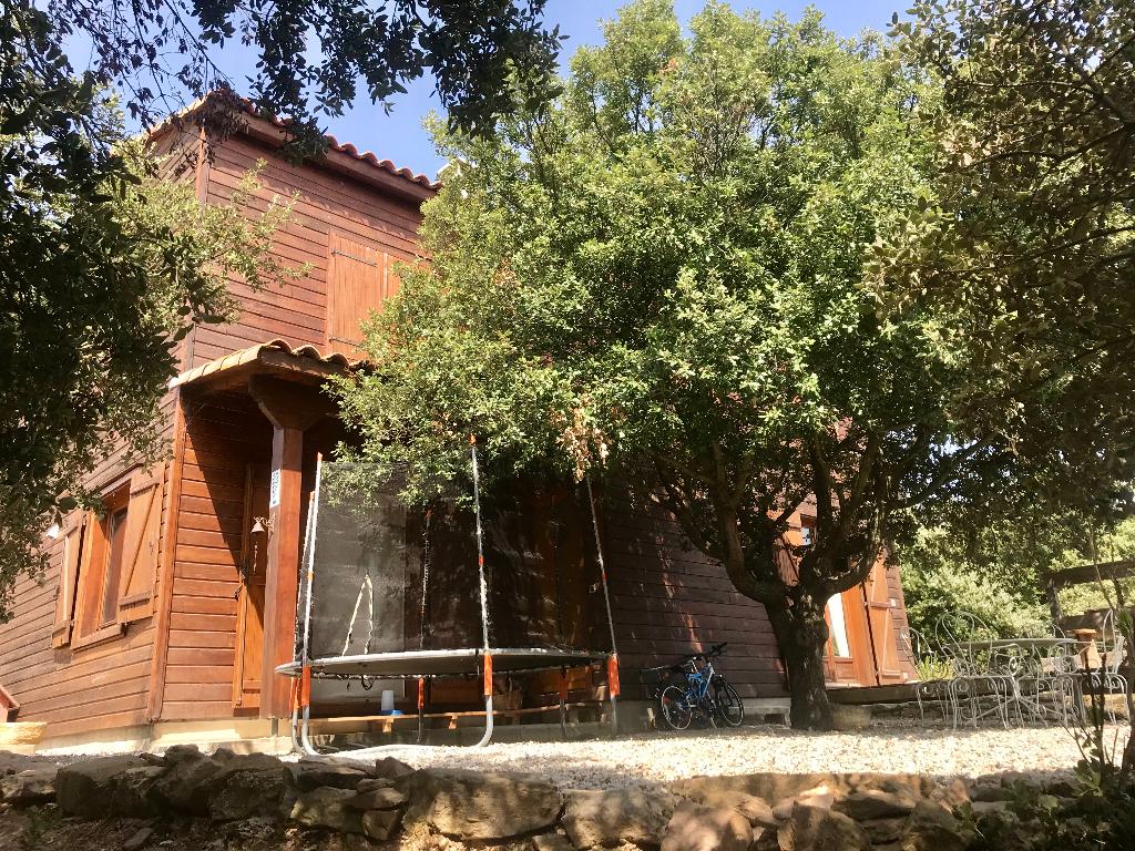 Vente Maison En Bois 140 M U00b2 Salleles