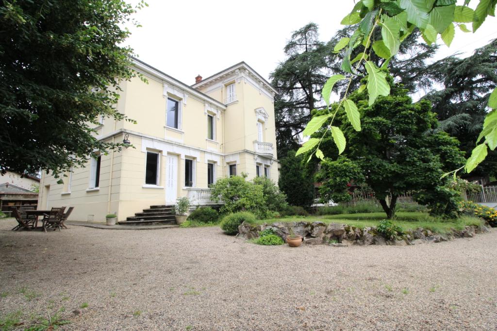 Maison Bourgeoise sur La Plaine du Forez