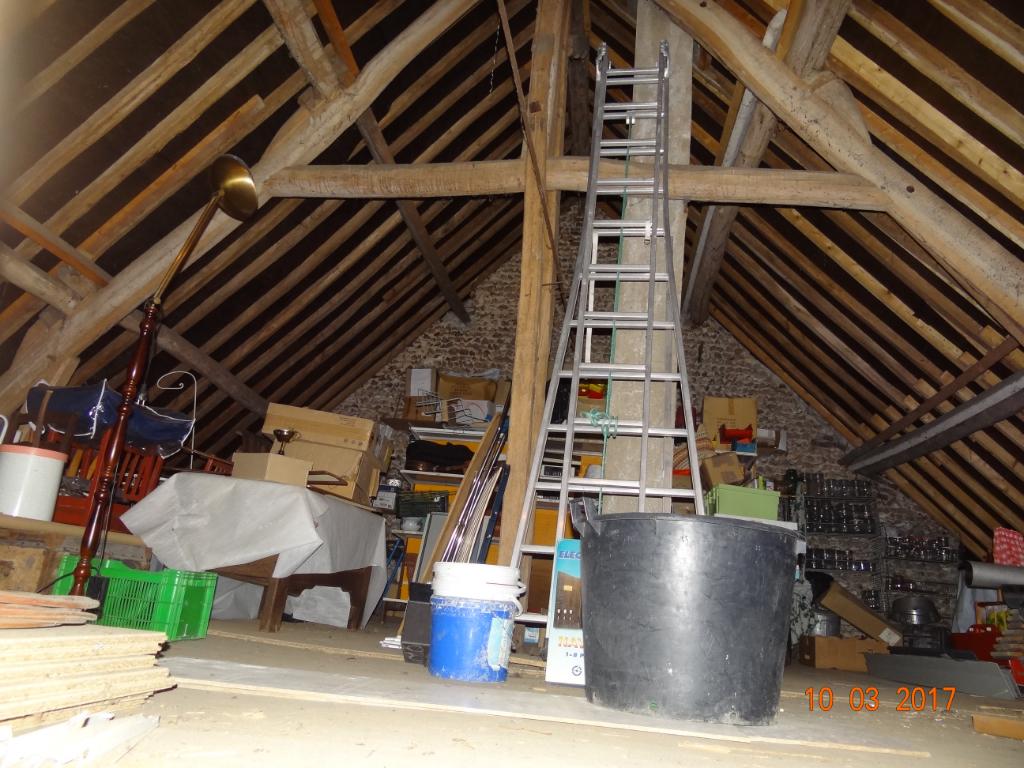 Vente maison 180 m dreux 28100 for Location garage dreux