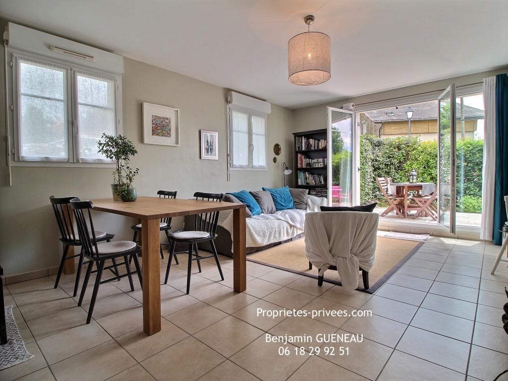 Maison Jumelée - Villy Le Pelloux - 90 m2 - 4 chambres