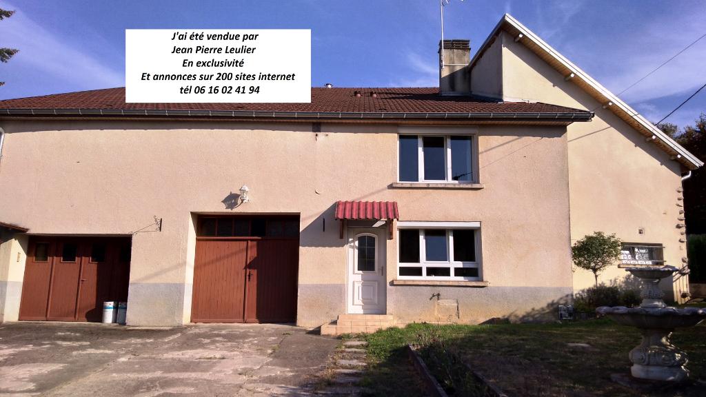 Maison  5 pièce(s) 140 m2