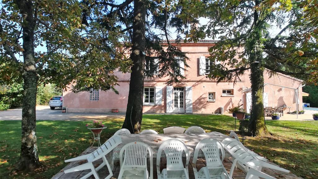 Nord Toulouse Maison  toulousaine  7 pièce(s) 280 m2