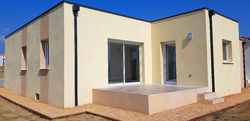 Villa récente Saint Hilaire De Brethmas 4 pièce(s) 83 m2