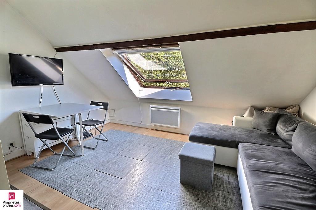 ACHERES (78260) - Appartement 1 pièce 25 m2