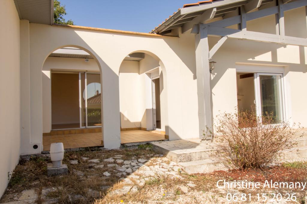 Saint Aubin De Médoc (33160), maison 7 pièces sur terrain de 1670 m², 550 000 euros HAI