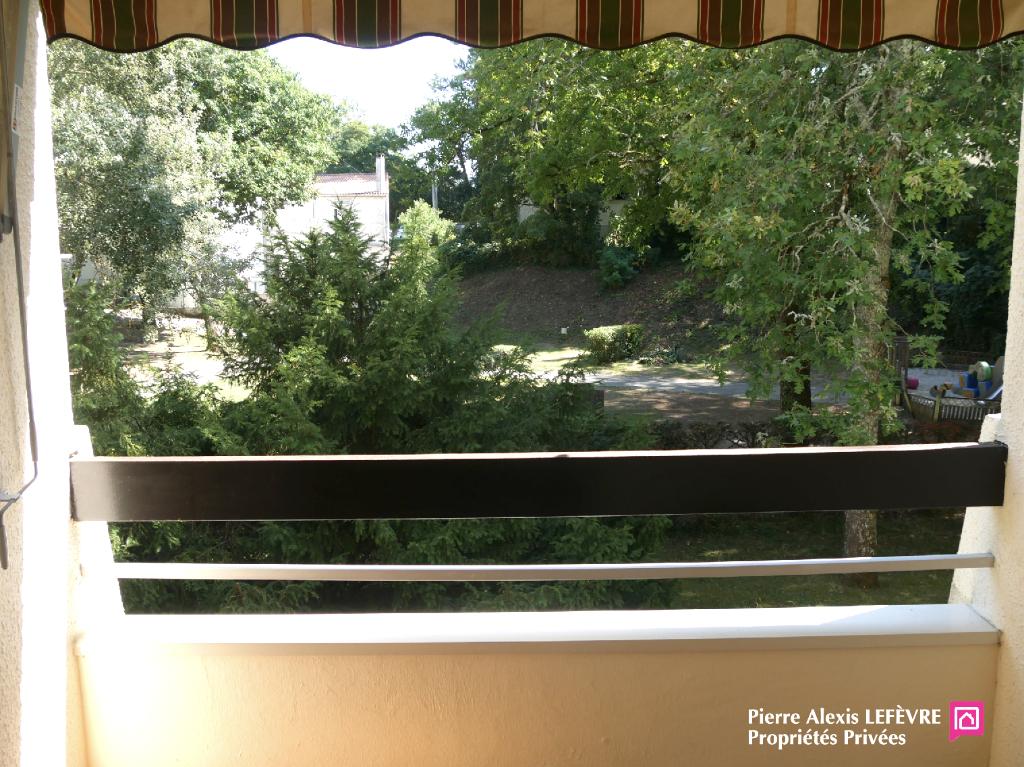 Appartement Saint Georges De Didonne 1 pièce(s) 20.26 m2+balcon