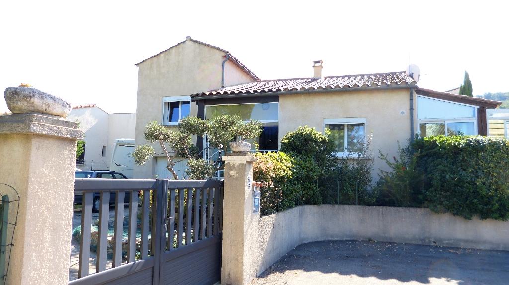 Maison Saint Martin De Valgalgues 6 pièce(s) 120 m2